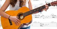 escala pentatónica en la guitarra
