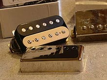 guitarra electrica bobina