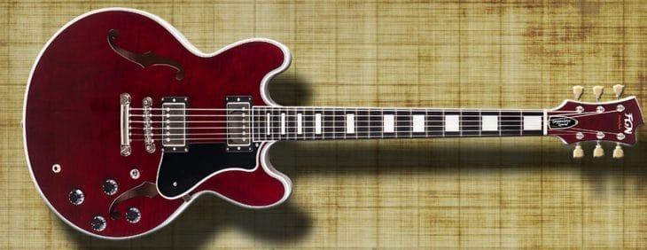 Las mejores guitarras eléctricas 2019 FGN Masterfield Special