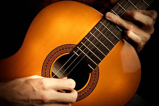 ocar guitarra española