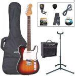 Encore E2 guitarra eléctrica - 3