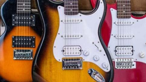 guitarras electricas baratas