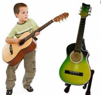 guitarra para niño