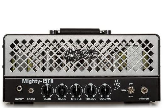 Amplificador Harley Benton Mighty-15TH