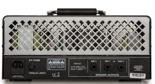 amplificador Harley Benton Mighty-15TH fromtal