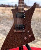 nueva guitarra de granos de caffe