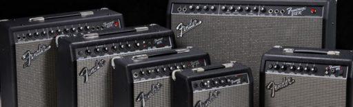 Amplificadores fender para guitarras electricas
