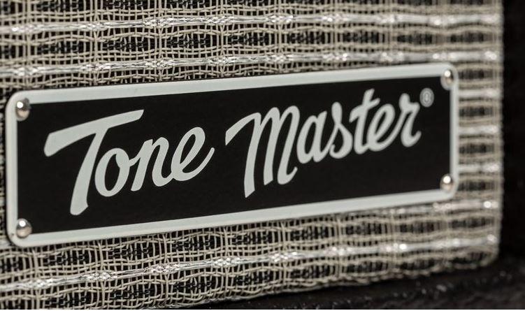 Fender Tone Master marca del amp