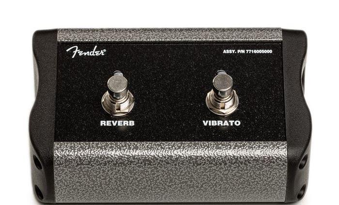 control remoto de amplificador Fender Tone Master Deluxe Reverb