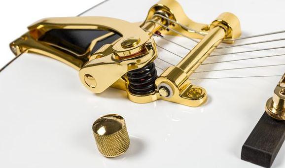 cuerpo guitarra Harley Benton Big Tone Trem y cuerdas