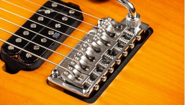 Cuerdas de la Guitarra Ibanez Az24027
