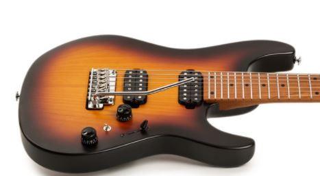 prueba de la Guitarra Ibanez Az24027