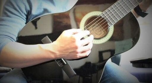 Guitarra para principiante