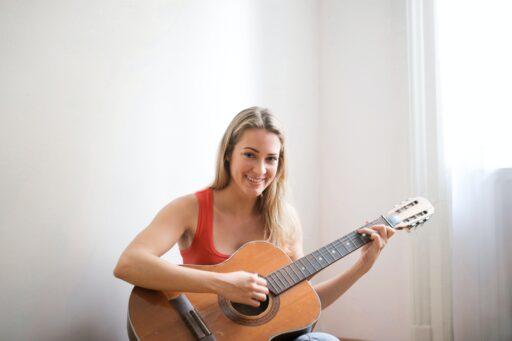 grabar una guitarra
