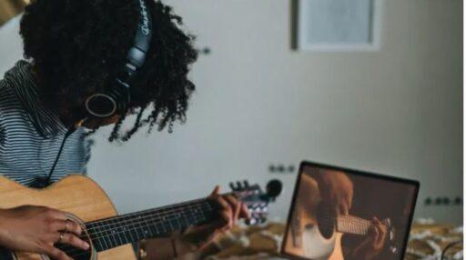 APrender guitarra online 2021